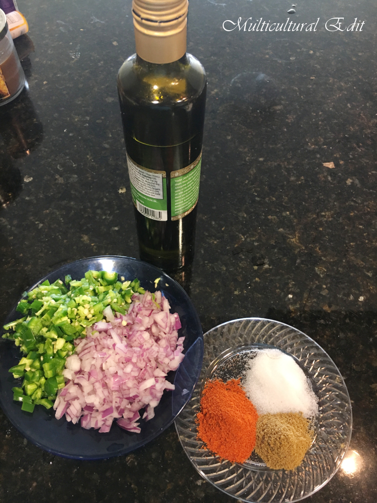 Ingredients - Jalapeno Cheddar Cheese Chicken