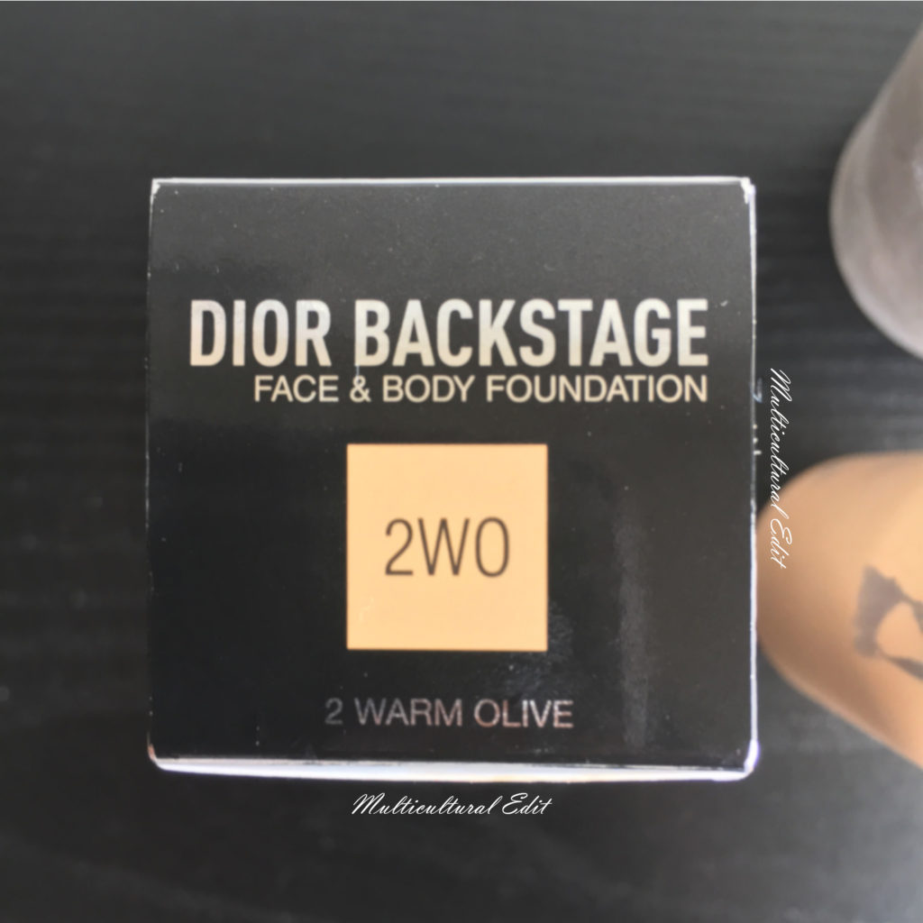 IMG 7465 31 1024x1024 - DIOR BACKSTAGE FOUNDATION REVIEW